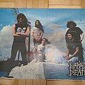 Napalm Death - Other Collectable - Napalm Death, Kreator, Skid Row posters