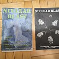 Dismember - Other Collectable - Nuclear Blast catalogues