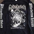 "GRAVELAND - ""Carpathian Wolves"" official Longsleeve"