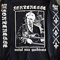 "Forteresse - TShirt or Longsleeve - FORTERESSE - ""Métal noir québécois"" official Longsleeve"