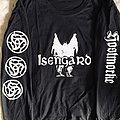"""Isengard - TShirt or Longsleeve - ISENGARD - """"Høstmørke"""" Longsleeve"""