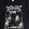 "EVILFEAST - ""Lost Horizons of Wisdom"" official merchandise"