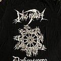 "DEUS MORTEM - ""Darknessence"" t-shirt /black/"