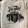 DEUS MORTEM - white t-shirt