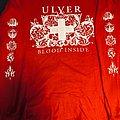 "ULVER - ""Blood Inside"" Longsleeve red"