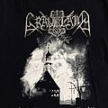 """GRAVELAND - """"In the Glare of Burning Churches"""" official merchandise"""