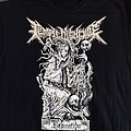 "TEMPLE NIGHTSIDE - ""Damnation"" official tshirt"