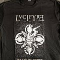"LVCIFYRE - ""The Calling Depths"" - official merchandise TShirt or Longsleeve"