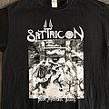 "SATYRICON - ""Dark Medieval Times"" TShirt"