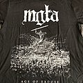"MGŁA - ""Age of Excuse"" official merchandise TShirt or Longsleeve"