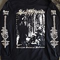 "SATANIC WARMASTER - ""Carelian Satanist Madness"" official LS TShirt or Longsleeve"
