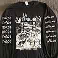 "SATYRICON - ""Dark Medieval Times"" Longsleeve"