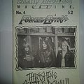 under ground metal fanzine Other Collectable