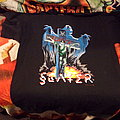 Slayer - TShirt or Longsleeve - SS Slayer Seasons in the abyss (alt lettering) t-shirt