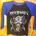 Nevermore Enemies of Reality 3/4 blue  TShirt or Longsleeve