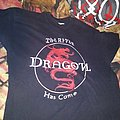The River Dragon short sleeve TShirt or Longsleeve