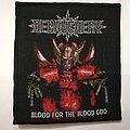 Debauchery - Patch - Debauchery - Blood For The Blood God, Patch