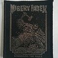 """Misery Index - Patch - Misery Index, """"Hammering the nails"""", Patch"""
