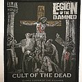 Legion Of The Damned - Patch - Legion Of The Damned - Cult Of The Dead, Patch