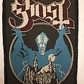 Ghost - Patch - Ghost - Opus Eponymous, Patch
