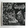 Hooded Menace - Patch - Hooded Menace - Fulfill The Curse, Patch
