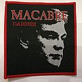 Macabre - Patch - Macabre - Dahmer, Patch