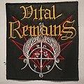 Vital Remains - Patch - Vital Remains, Patch