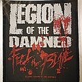 Legion Of The Damned - Feel the Blade, Patch