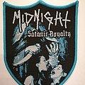 Midnight - Patch - Midnight - Satanic Royalty, Patch