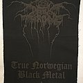 Darkthrone, Backpatch