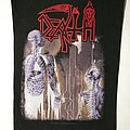 Death - Patch - Death - Human, Backpatch