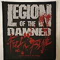 Legion Of The Damned - Patch - Legion Of The Damned - Feel the Blade, Patch