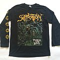 Suffocation - TShirt or Longsleeve - Suffocation - Pierced From Within, LS