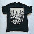Caskets Open - TShirt or Longsleeve - Caskets Open, TS