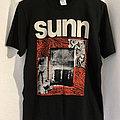 Sunn O))) - TShirt or Longsleeve - Sunn O))) - Alice Denuit t-shirt