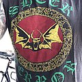 Sheer Terror - Bat sleeveless TShirt or Longsleeve