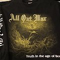 All Out War - Truth In The Age Of Lies longsleeve