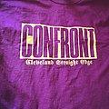 Confront - Clevo Straight Edge ts TShirt or Longsleeve