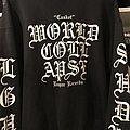 World Collapse Frost/Casket Champion crewneck TShirt or Longsleeve