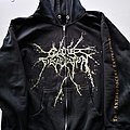 Cattle Decapitation - The Anthropocene Extinction Zipper Hooded Top