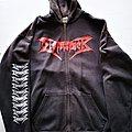 Dismember - Logo Zipper