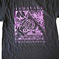 Andavald - Undir Skyggðarhaldi T-shirt