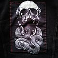 Sinmara - Aphotic Womb Backpatch