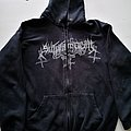 Sulphur Aeon - Gateways To The Antisphere Zipper Hooded Top