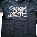Napalm Death - Logo T-Shirt