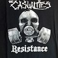 The Casualties - Resistance - The Casualties Army  TShirt or Longsleeve