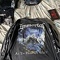 Immortal - TShirt or Longsleeve - At the heart of winter long sleeve