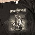 Bolt thrower 2014 tour shirt