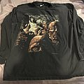 Obituary back from the dead LS blue grape 1997 TShirt or Longsleeve