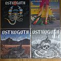 Ostrogoth Vinyl Tape / Vinyl / CD / Recording etc